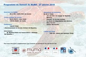 Programe du samedi du muma du 27 janv 2018 verso